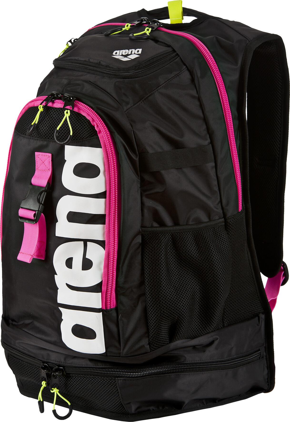 arena Fastpack 2.1 - Sac à dos natation - 45l noir - Boutique de ... 6d044334b1ac